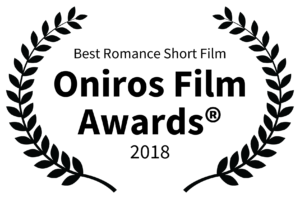 Best Romance Short Film - Oniros Film Awards - 2018