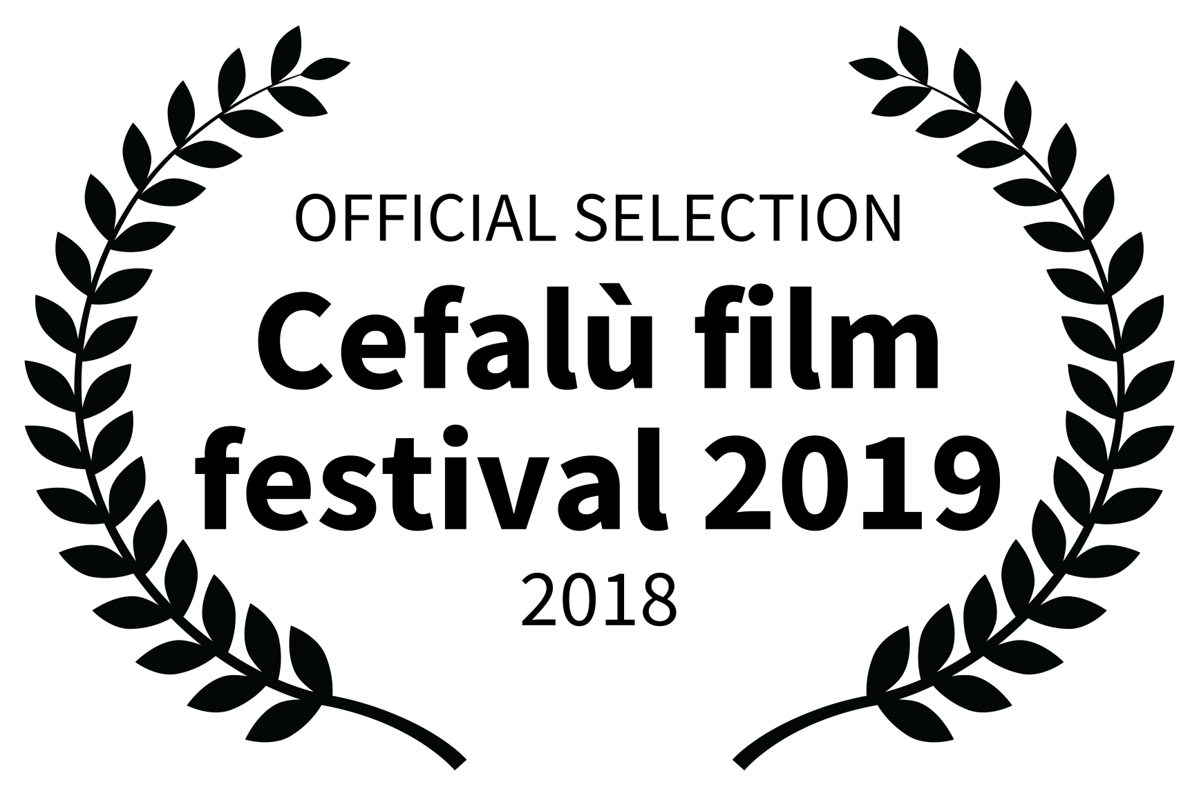 OFFICIAL SELECTION - Cefal film festival 2019 - 2018