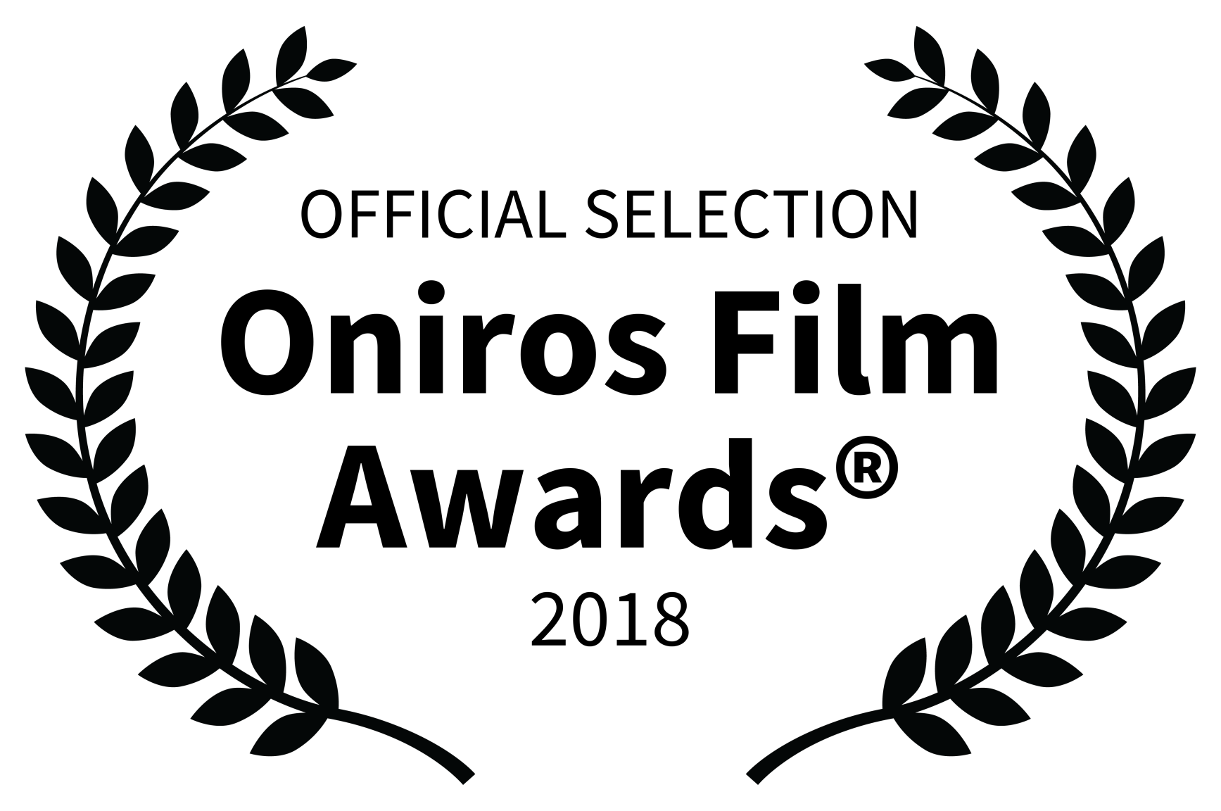 OFFICIAL SELECTION - Oniros Film Awards - 2018