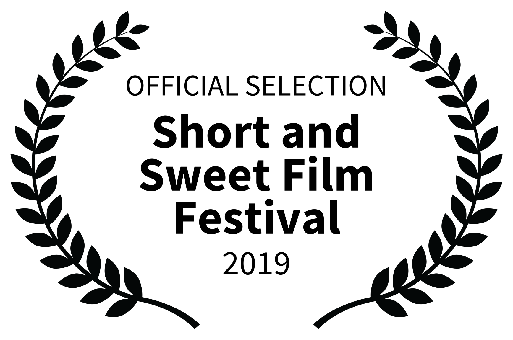 OFFICIAL SELECTION - Short and Sweet Film Festival - 2019