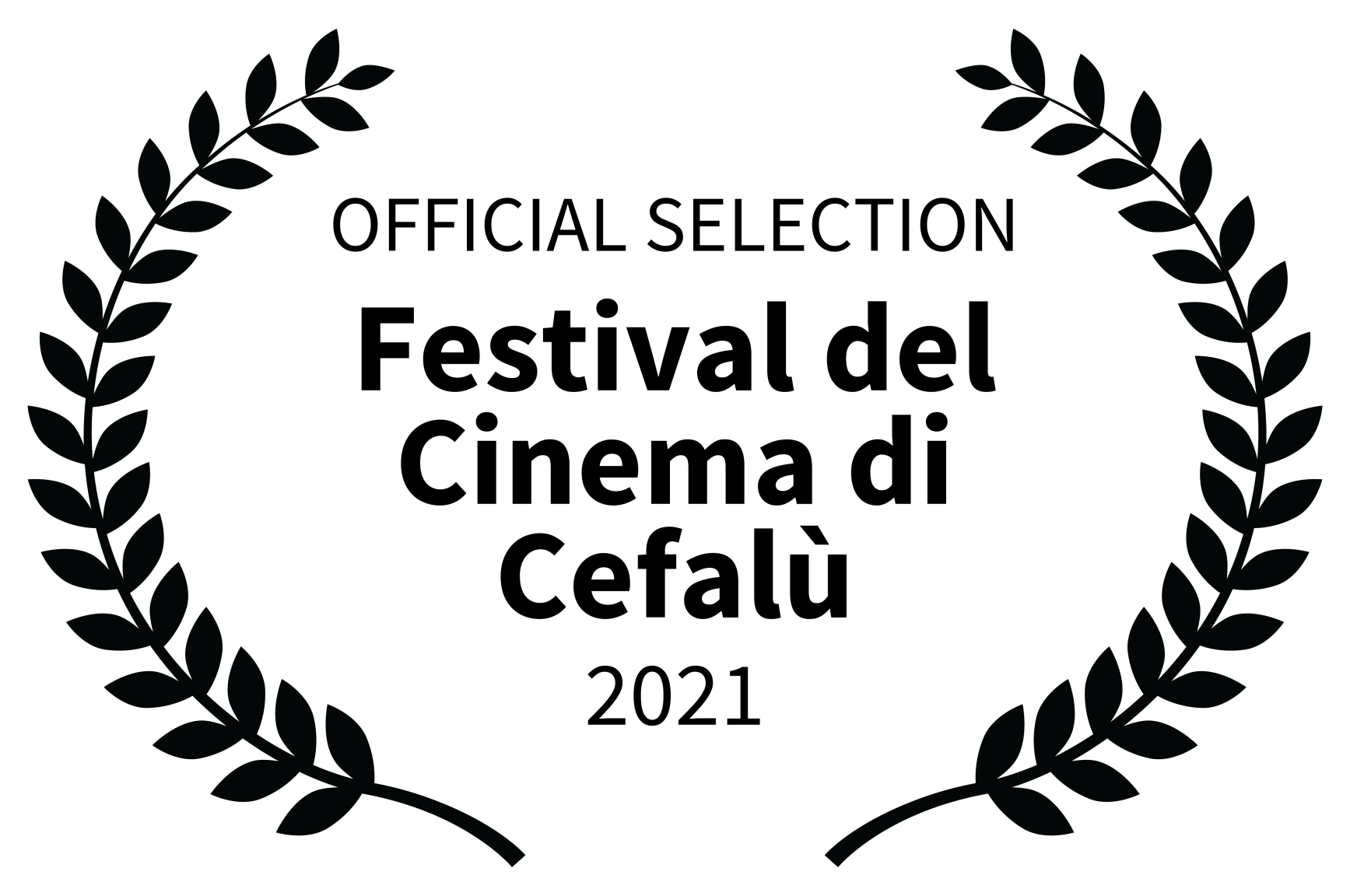 OFFICIAL SELECTION - Festival del Cinema di Cefal - 2021